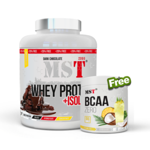 MST Protein Isolate